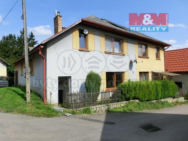 Prodej, rodinný dům, 547 m2, Chrástov