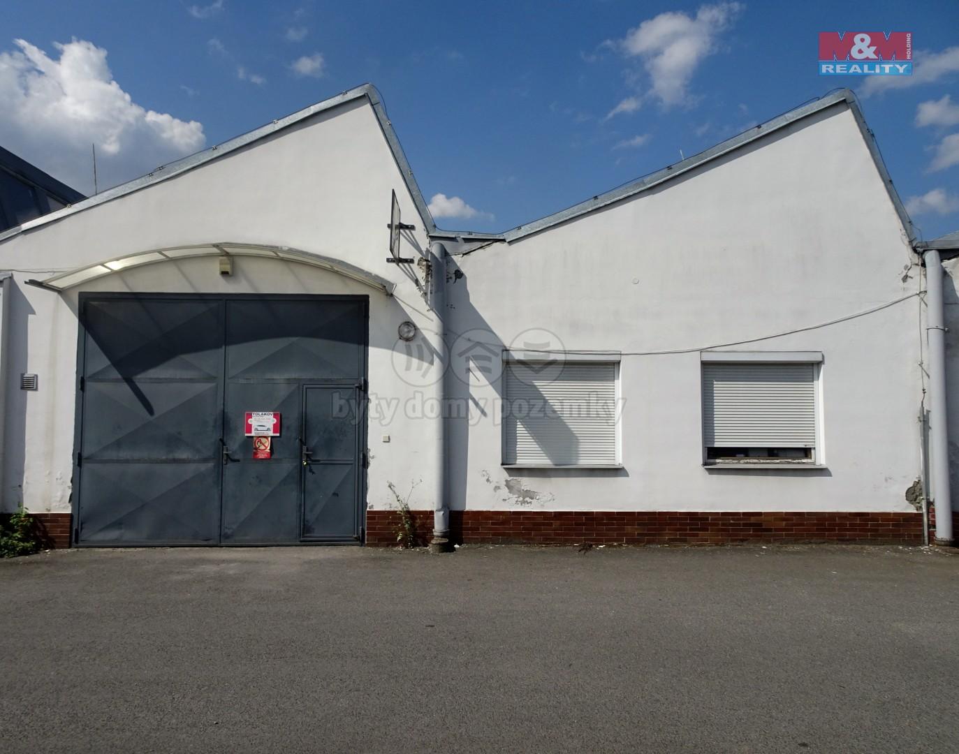 Prodej, výrobní objekt, 447 m2, Šumperk