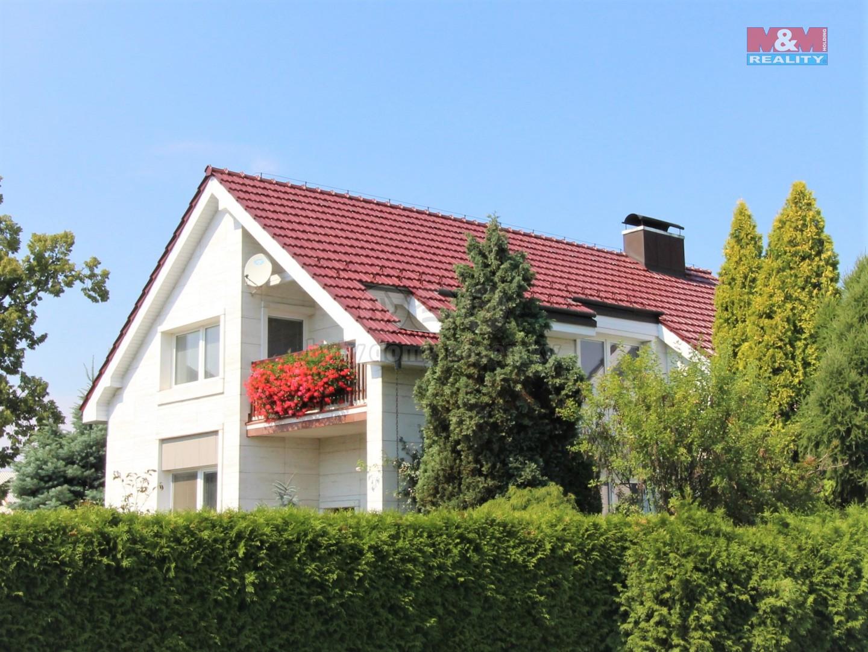 Prodej, rodinný dům 7+2, Hlučín, ul. Vinohradská