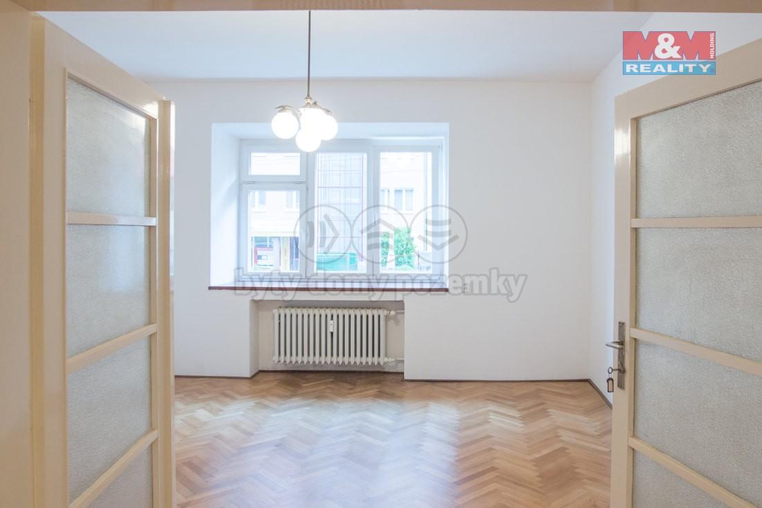 Prodej, byt 2+1, 54 m2, Brno, ul. Kotlářská