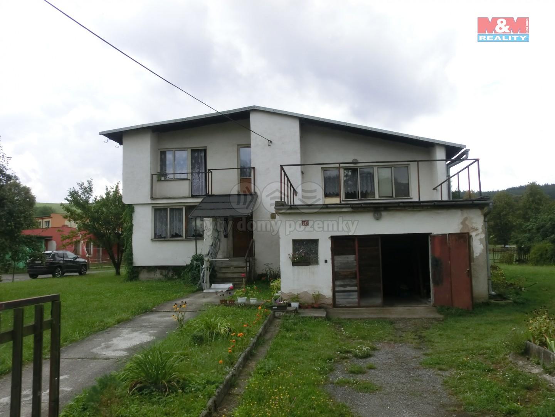 Prodej, rodinný dům 5+1, 120 m2, Třemešná