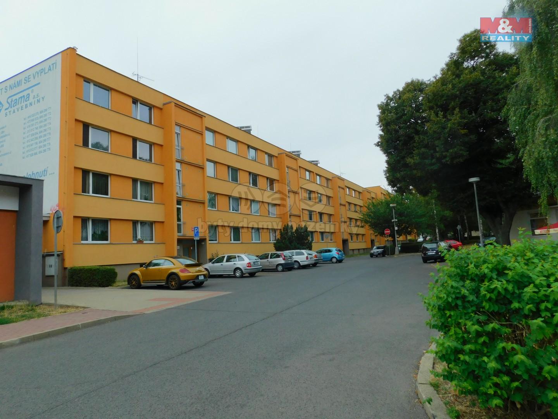 Pronájem, byt 3+1L, OV, Lovosice, ul. K. Maličkého