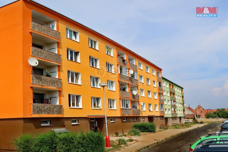 Prodej, byt 1+1, 36 m2, OV, Kryry, ul. Za Stodolami