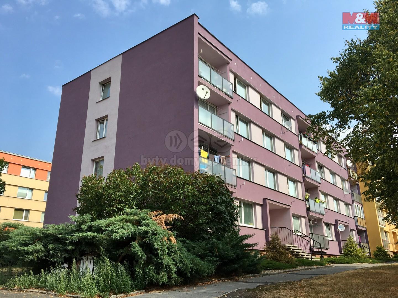 Prodej, byt 2+1, 64 m2, OV, Chomutov, ul. Komenského