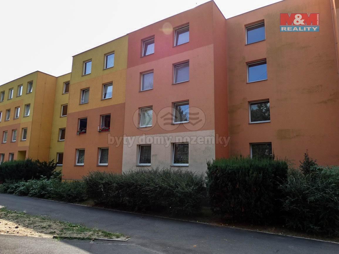 Prodej, byt 4+1, 85 m2, Ústí nad Labem, ul. Anežky České