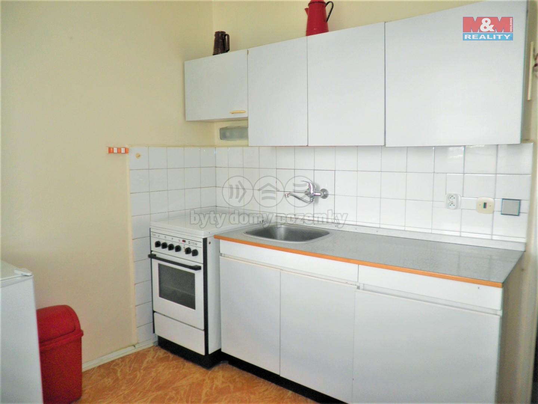 Pronájem, byt 1+1, 36 m2, Ostrava, ul. Gen. Hrušky