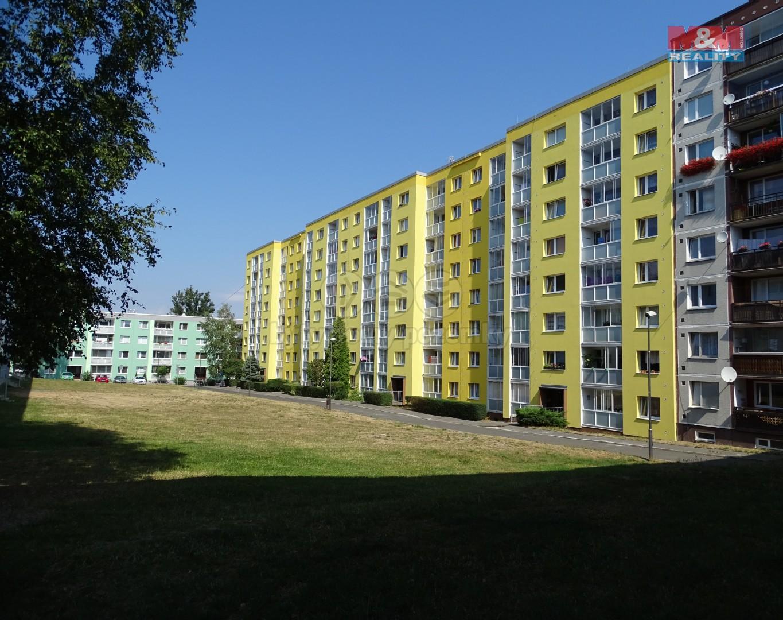Prodej, byt 3+1, 70 m2, Rumburk, ul. Polní