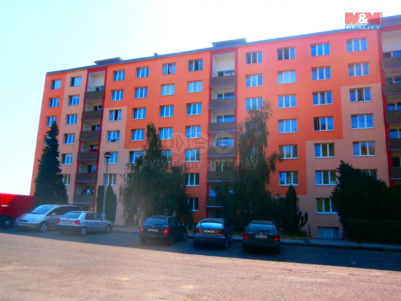 Prodej, byt 3+1, 60 m2, Chomutov, ul. Zahradní