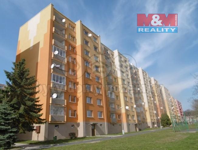 Prodej, byt 2+1, 62 m2, DV, Jirkov, ul. Na Borku