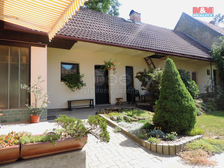 Prodej, rodinný dům, 1705m2, Nenkovice