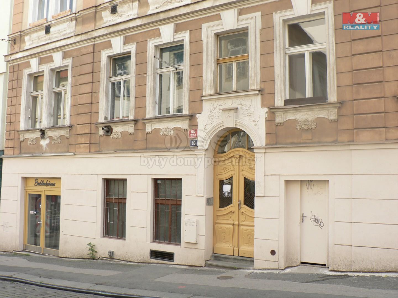 Prodej, obchodní prostor, Praha, ul. Krymská