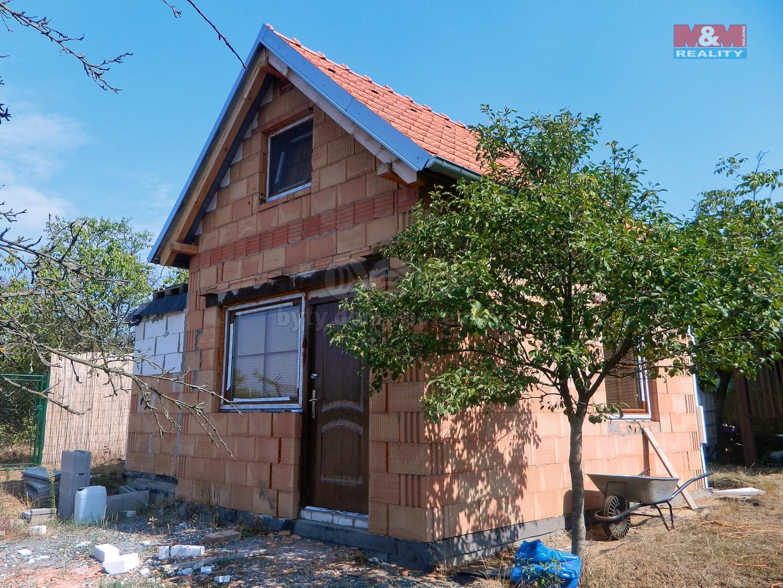 Prodej, zahrada 285 m2, Ostopovice, Brno - venkov