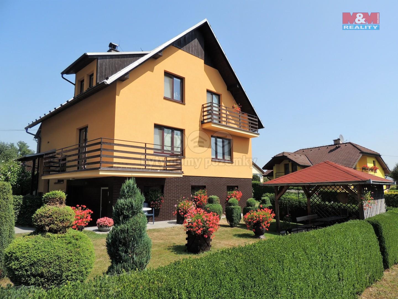 Prodej, rodinný dům, 287 m2, Ostrava - Polanka nad Odrou
