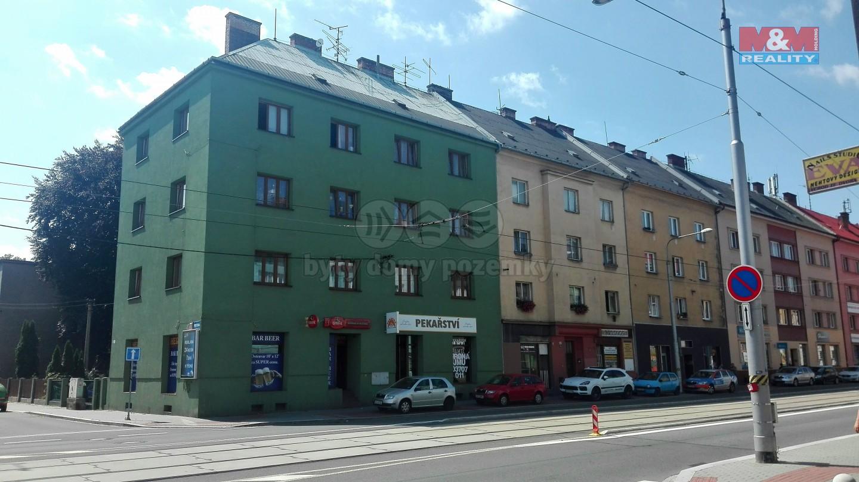 Pronájem, obchod a služby, Ostrava, ul. Prostorná
