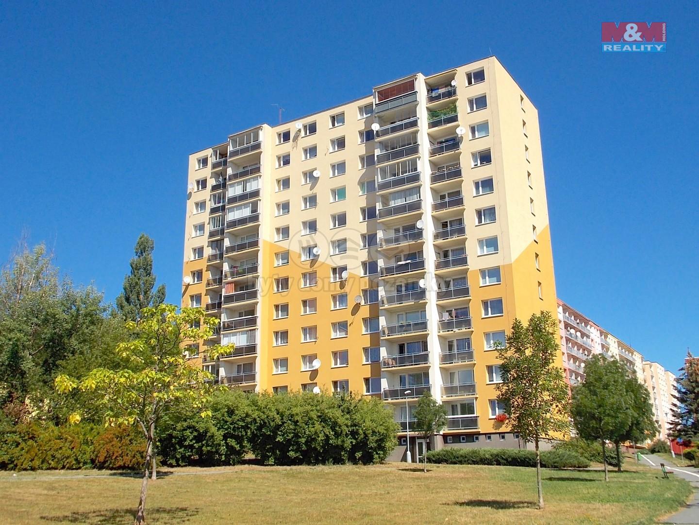 Prodej, byt 4+1, 76 m2, Plzeň, ul. Tachovská