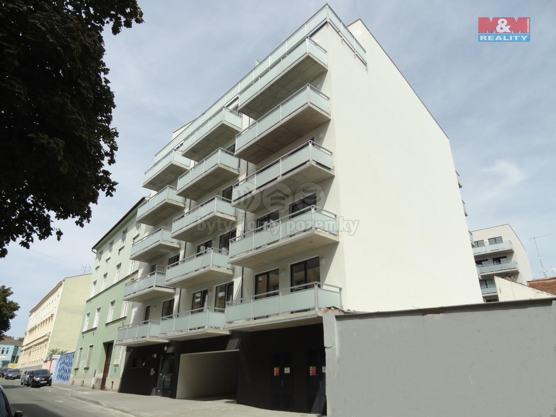 Pronájem, byt 1+kk, 55 m2, Brno, ul. Přadlácká