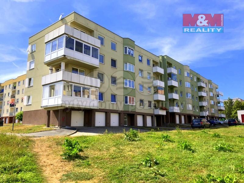 Prodej, byt 3+1+B, 84 m2, Klatovy, ul. Mánesova