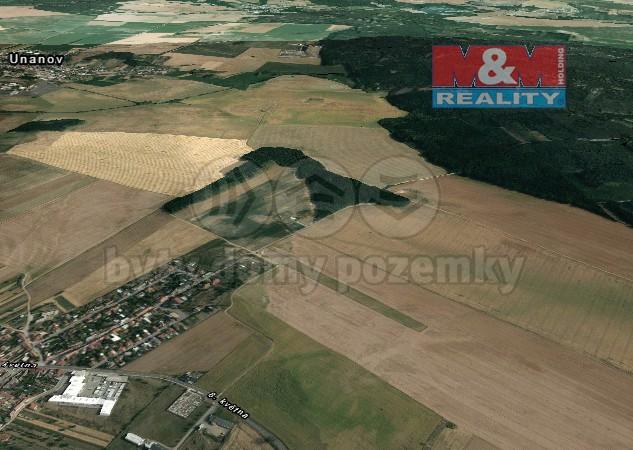 Prodej, orná půda, 6520 m2, Kuchařovice