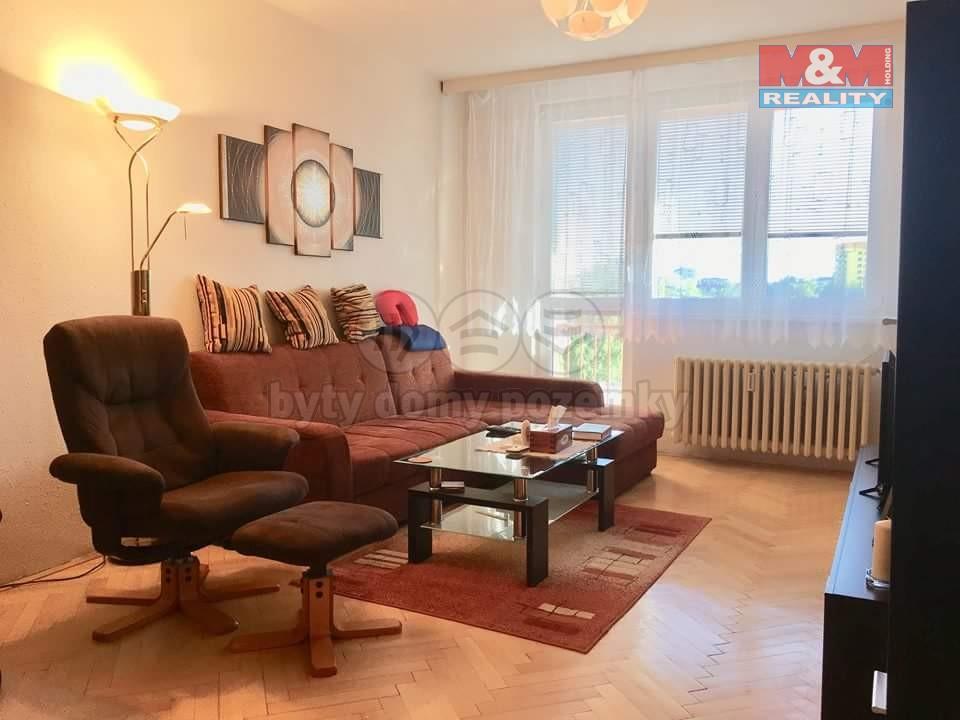 Pronájem, byt 2+1, 62 m2, Ostrava, ul. Ahepjukova