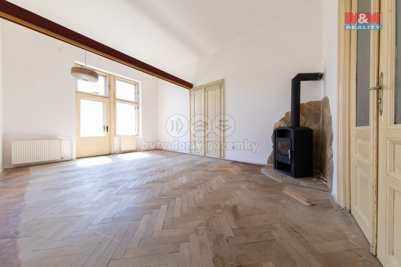 Prodej, byt 5+2, 185 m2, Olomouc, ul. Palackého, 2x balkon