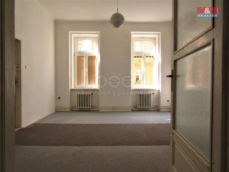 Prodej, byt, 2+1, 72 m2, Brno, ul. Zahradnická
