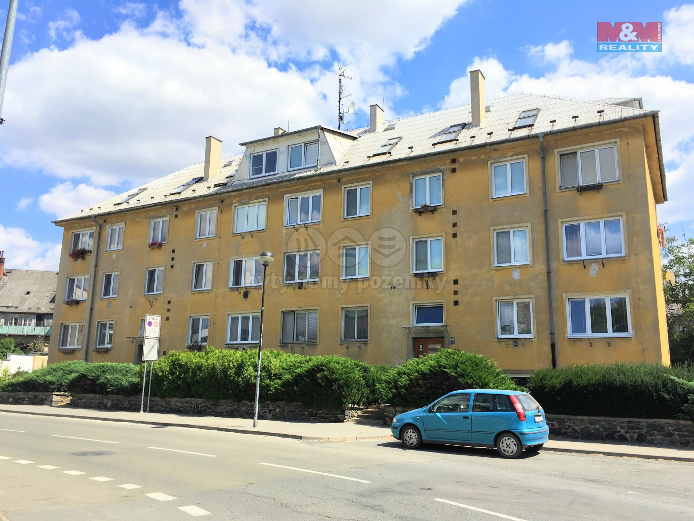 Pronájem, byt 2+1, 61 m2, Šternberk, náměstí Svobody