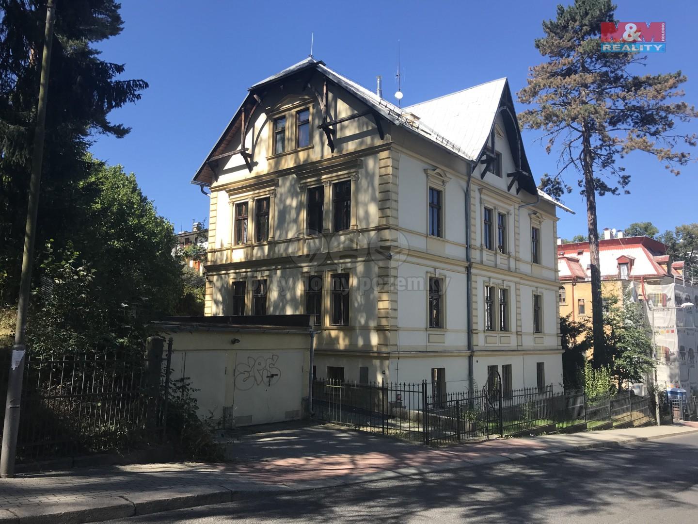 Pronájem, byt 2+1, 82 m2, Liberec, ul. Klostermannova