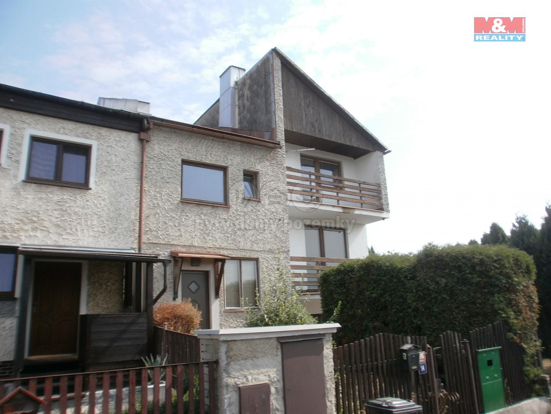 Prodej, rodinný dům 4+1, 834 m2, Rumburk, ul. Kubelíkova
