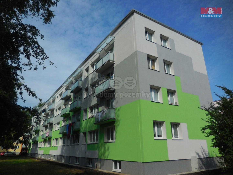 Pronájem, byt 3+kk, Pardubice, ul. Chemiků