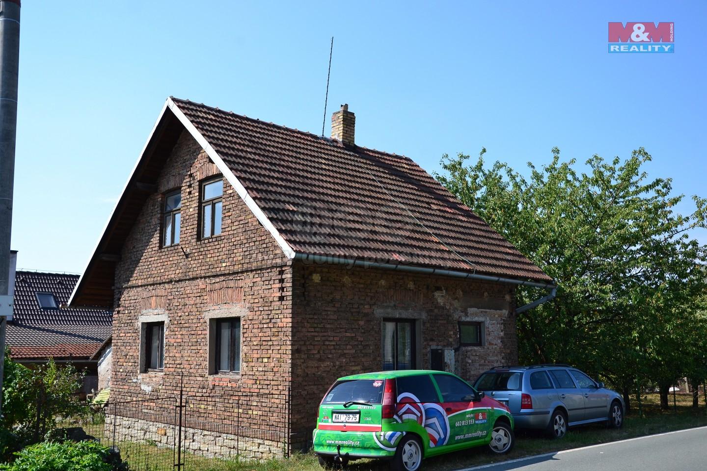 Prodej, rodinný dům, Bohuslavice nad Metují