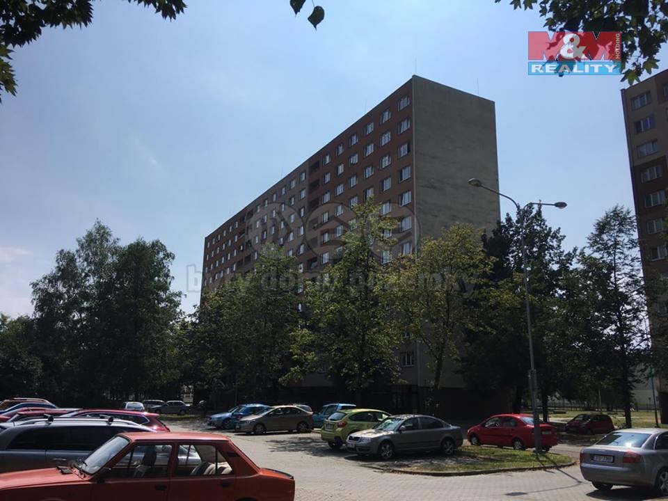 Pronájem, byt 2+1, 60 m2, Ostrava, ul. Františka Hajdy