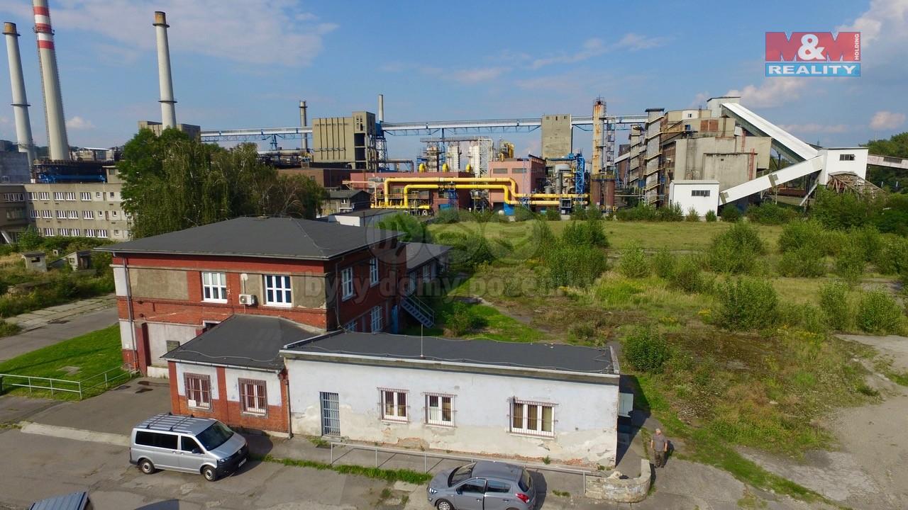 Pronájem, kancelářské a skladovací prostory, Ostrava