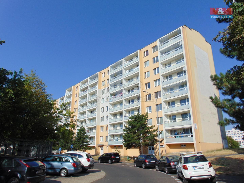 Prodej, byt 4+1, 78m2, DV, Most, ul. J. A. Komenského