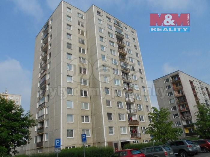 Prodej, byt 3+1, 76 m2, Pardubice - Cihelna