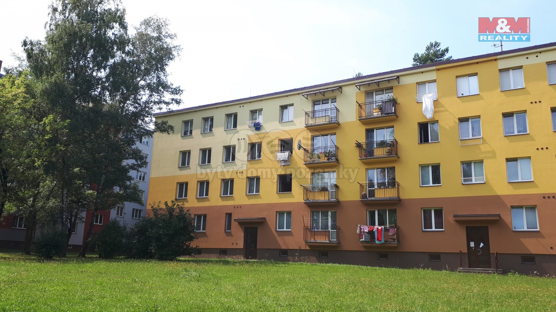 Prodej, byt 3+kk, 56 m2, Ostrava - Poruba, ul. K. Pokorného
