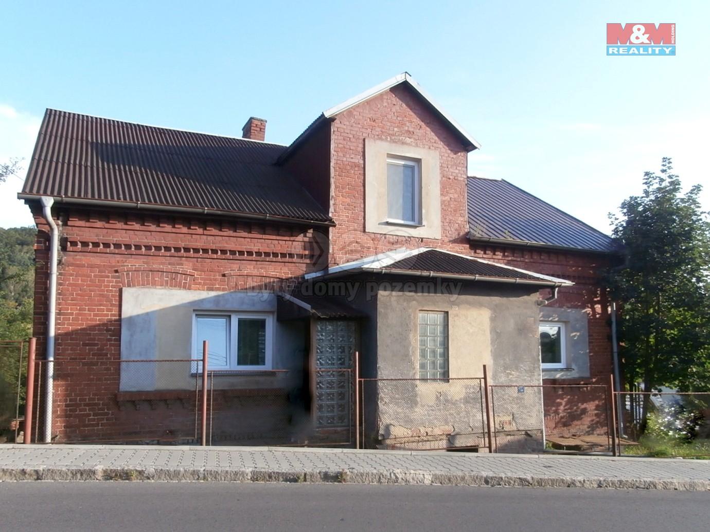 Prodej, rodinný dům 5+2, 240 m2, Ostrava - Petřkovice