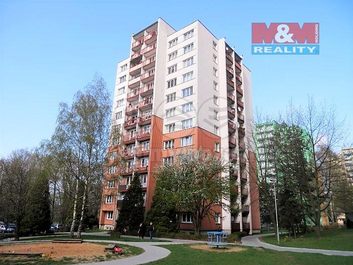 Prodej, byt 1+kk, 31m2, Ostrava - ulice Petruškova