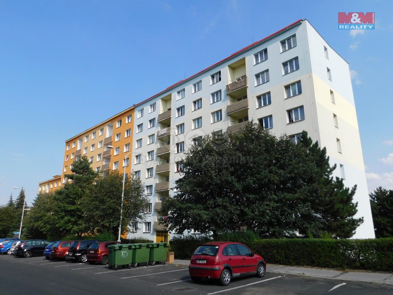 Prodej, byt 4+1, 104 m2, OV, Chomutov, ul. Borová