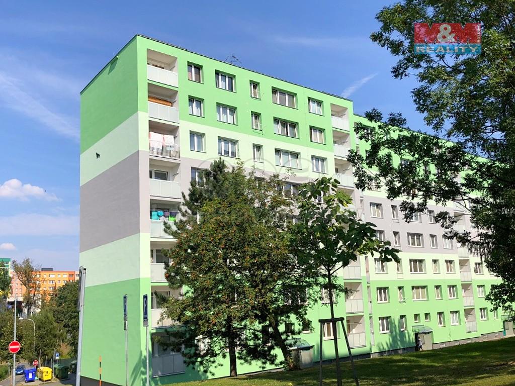 Pronájem, byt 2+1, 44 m2, Ostrava - Zábřeh, ul. Písečná