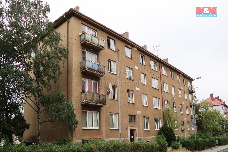 Pronájem, byt 3+1, 66 m2, OV, Jirkov, ul. Osvobození