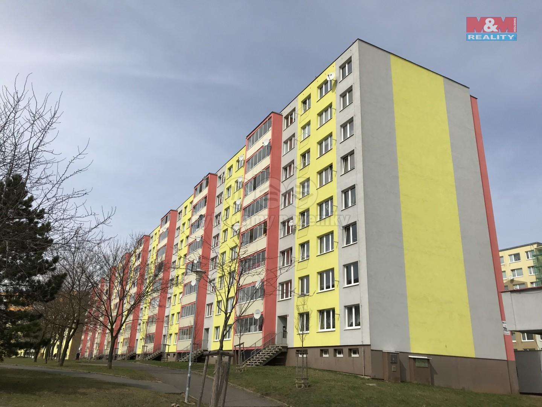Podnájem, byt 2+kk, 40 m2, DV, Most, ul. J. Ševčíka