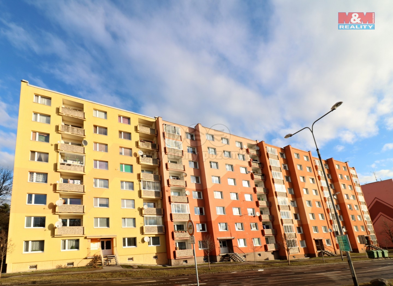 Prodej, byt 1+1, 40 m2, DV, Jirkov, ul. Smetanovy sady