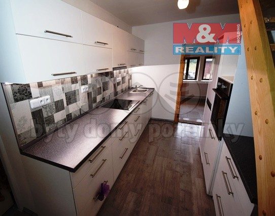 Prodej, rodinný dům, 639 m2, Staré Buky