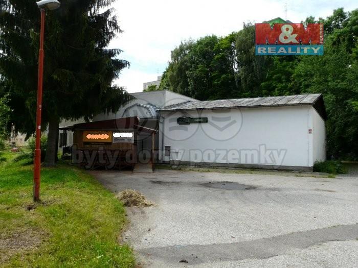 Prodej, objekt, Šumperk, ul. Temenická