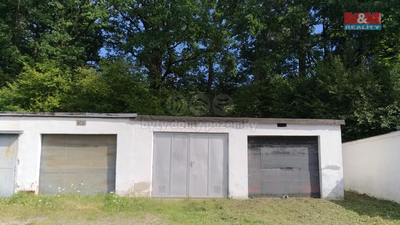Prodej, garáž, 22 m2, Prachatice