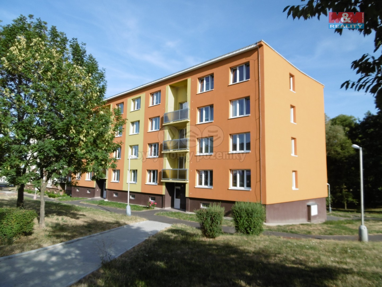 Prodej, byt 3+1, 64 m2, OV, Jirkov, ul. Studentská