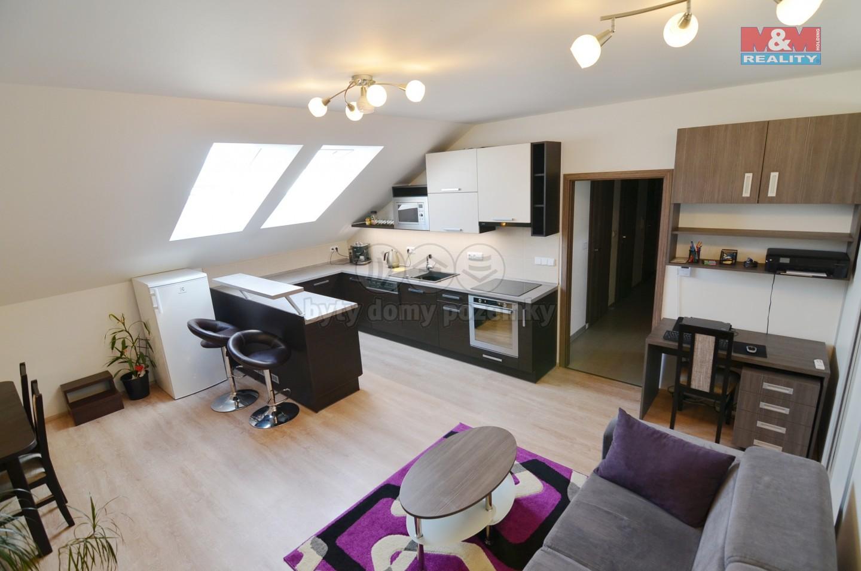 Prodej, byt 2+kk, OV, 90 m2, Boskovice, ul. Sokolská