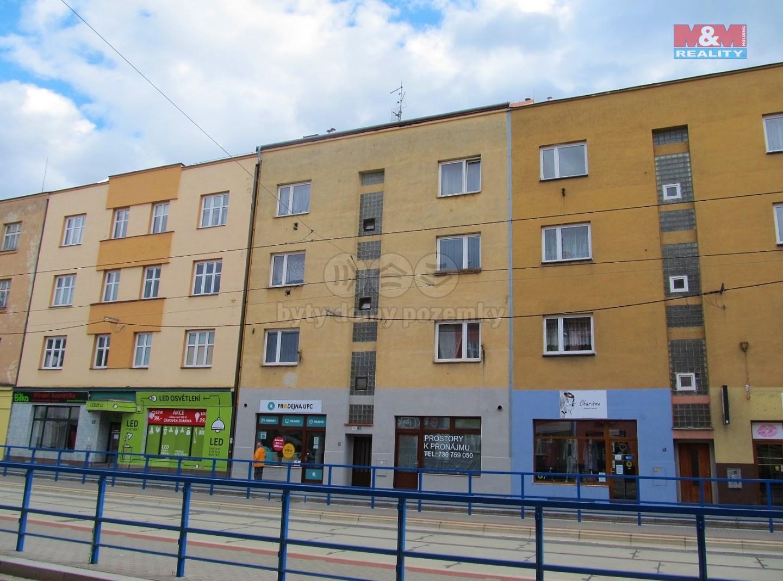 Pronájem, komerční prostor, 120 m2, Ostrava, ul. 28. října