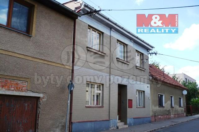 Prodej, rodinný dům 6+1, 187 m2, Kostelec nad Orlicí
