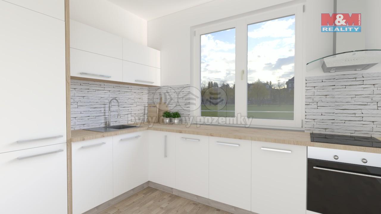Prodej, byt 3+1, 100 m2, 2 NP, Brumovice, ul. Opavská